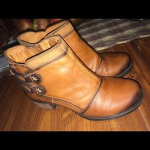 Pikolinos Le Mans Ankle Boots
